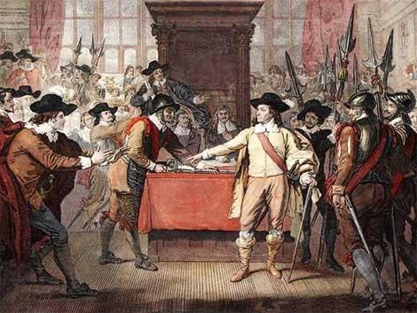 Автаркия: Как Кромвель спас Англию