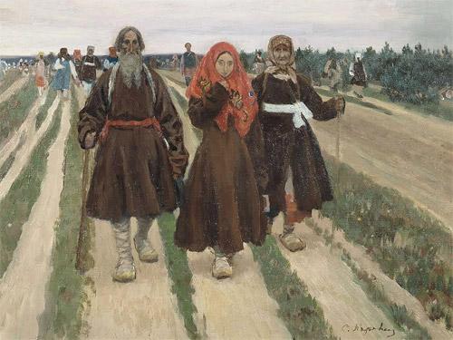 Русь и деревня