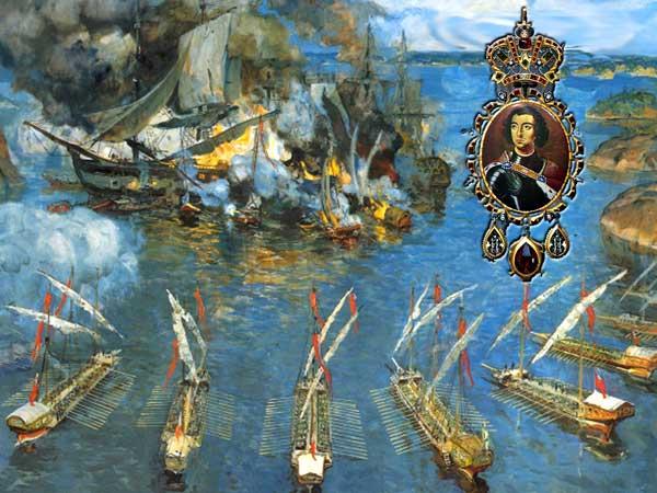 Гангут - морская Полтава