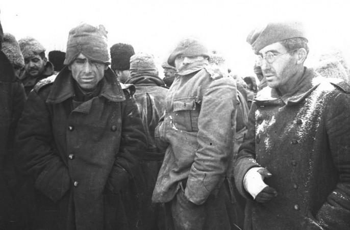 Картинки по запросу сталинградская битва пленные немцы