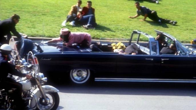 ФБР обнародует доэтого неизвестные документы обубийстве Кеннеди
