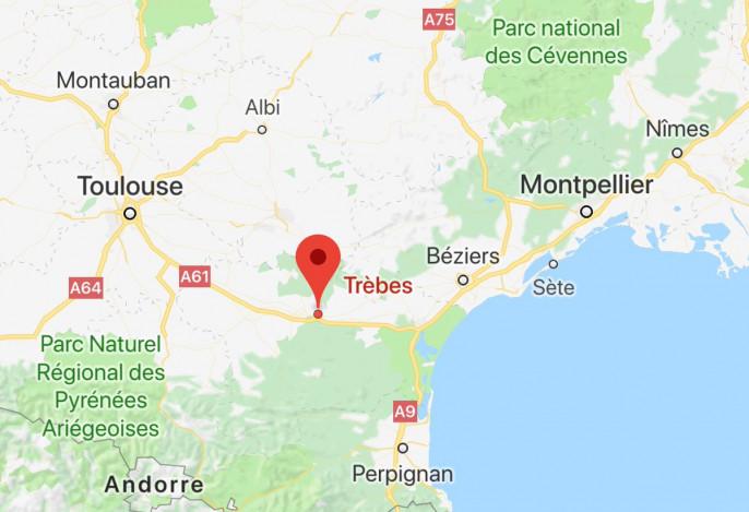 Втеракте воФранции умер  житель  Португалии