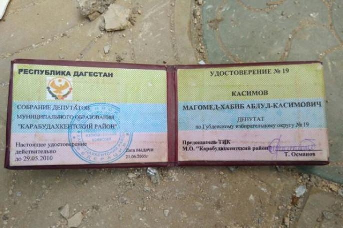 Силовики уничтожили 2-х  боевиков вДагестане