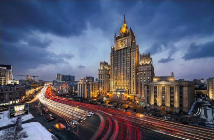 МИД Российской Федерации: Американские дипломаты обязаны покинуть РФ до5апреля