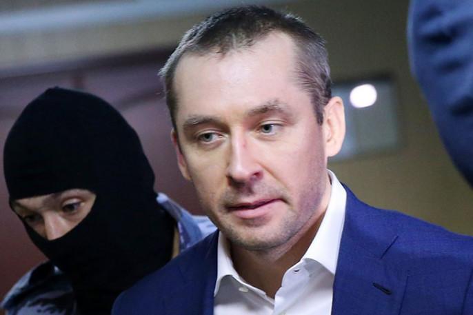 Поделу полковника Захарченко арестовали еще 58 млн руб.
