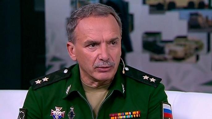заявление советника министра обороны РФ