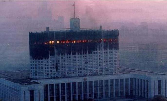 3 октября (суббота) в Москве состоится акция памяти и протеста, посвящённая 27-й годовщине со дня расстрела Верховного Совета в октябре 1993 года.
