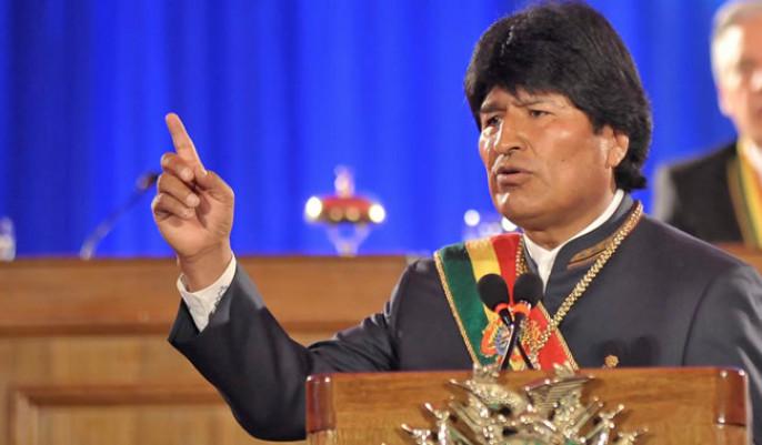 США являются наибольшей угрозой миру— Президент Боливии