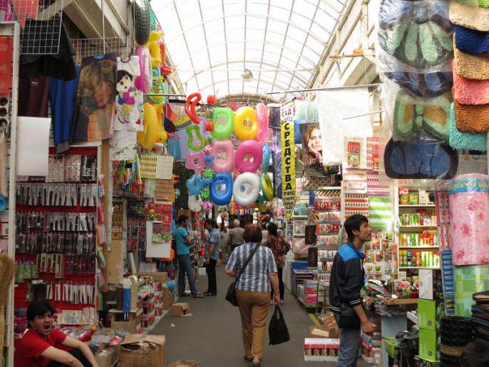 ЦБрешил нанести удар по руководителям теневой розничной торговли столицы