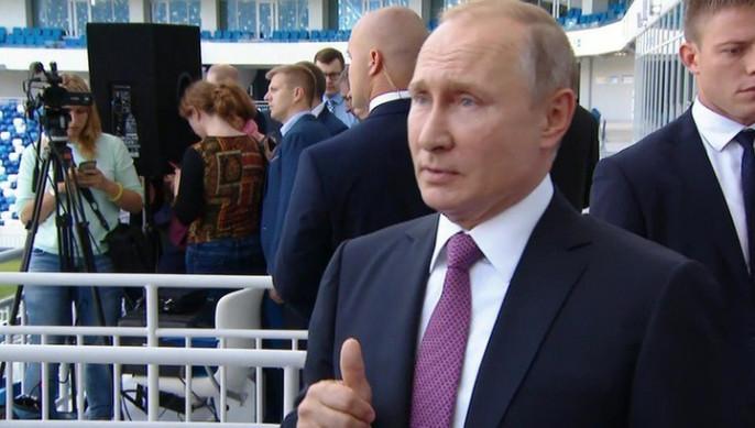 Повышение пенсионного возраста обсуждалось еще в 1956-ом году — Путин