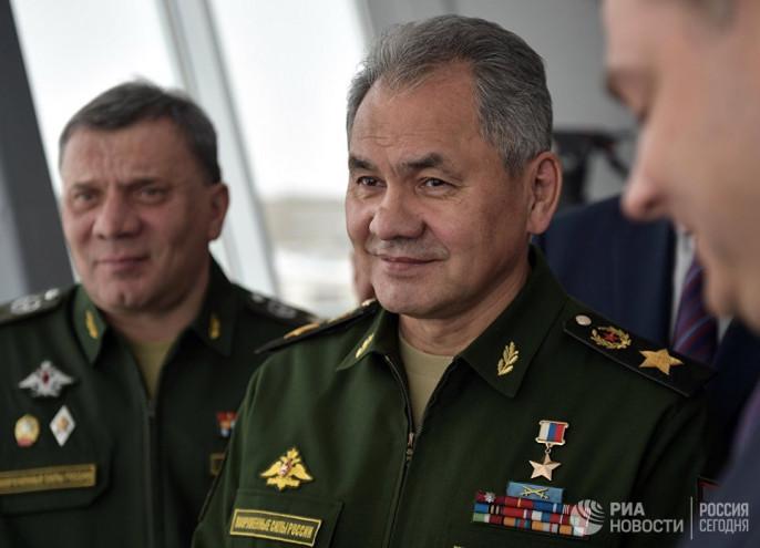 Шойгу объявил, что новое вооружение Российской Федерации делает ПРО США «дырявым зонтиком»
