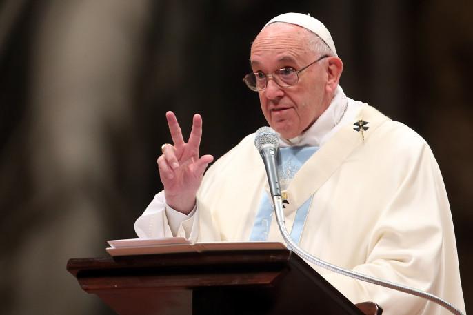 Папа-иезуит - хуже антипапы..который придет вслед за ним