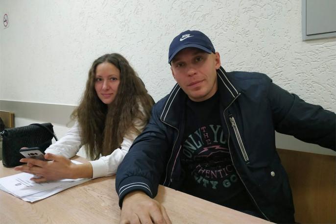 Схваченные координатор «Открытой России» вПскове иее супруг объявили голодовку
