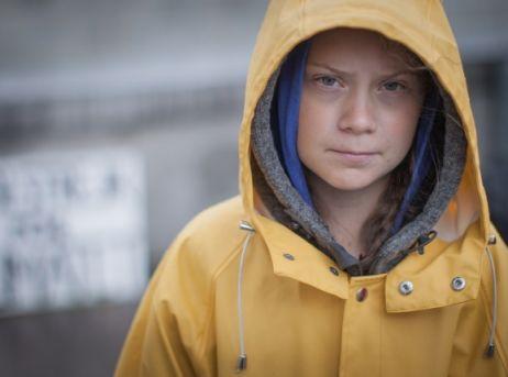 События: Дегенеративная шведская девочка как новое знамя глобального безумия