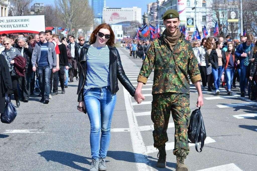 Глава ДНР Денис Пушилин: ` Совсем недавно Катя Катина подарила мне свою книгу — дневники военкора.
