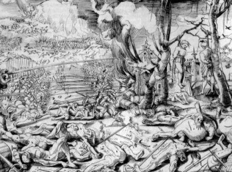 Александр Тюрин: О «тридцатилетних войнах» в историческом ландшафте