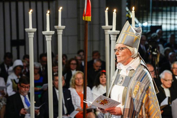 Церковь Швеции призвала использовать гендерно-нейтральные слова, обозначающие Творца