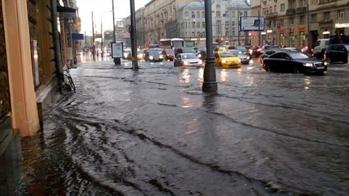 Число госпитализированных врезультате стихии в столице выросло до 6-ти
