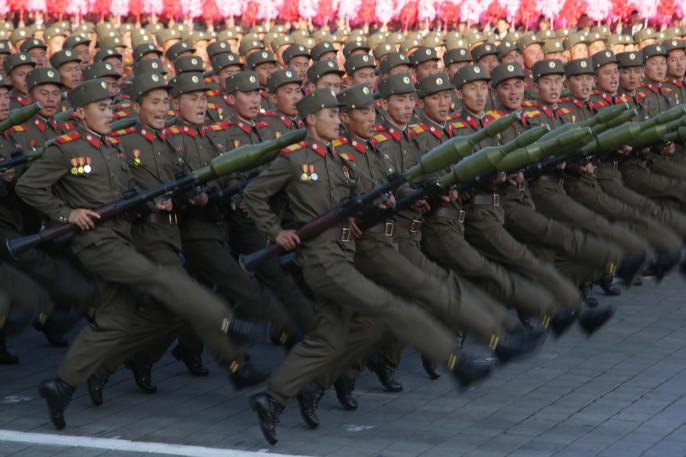 КНР свел кнулю контакты сКНДР повоенной линии