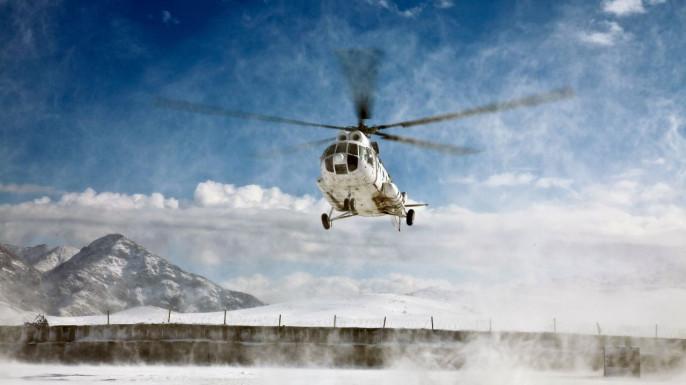 Обломки русского вертолета Ми-8 найдены уберегов Шпицбергена