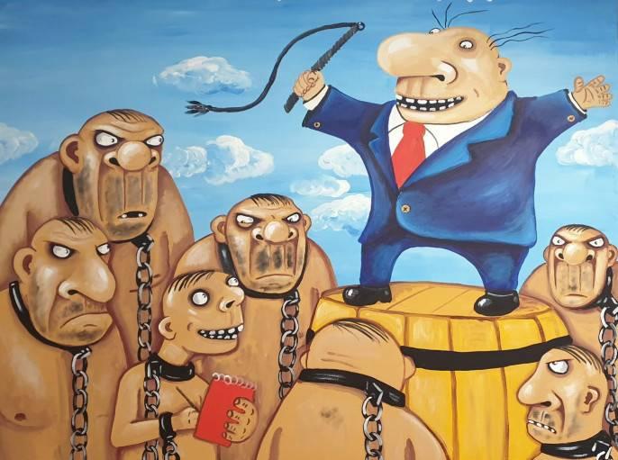 Блатной феодализм (по чеканному определению академика РАН, многолетнего помощника президента В.В.Путина С.Ю.Глазьева ), построенный в России на руинах советской цивилизации, заканчивается.