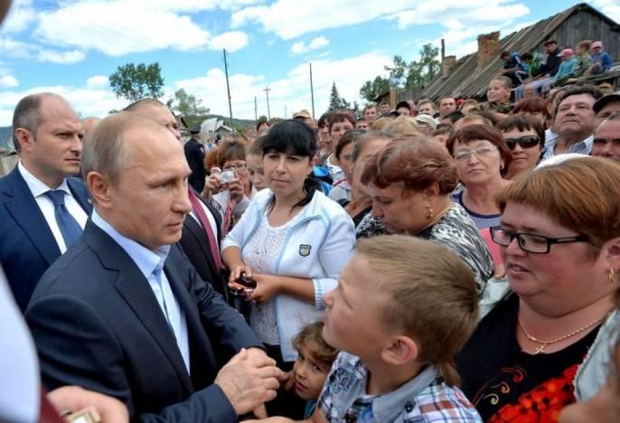 Владимир Путин, буржуазия и народ (умер ли Крымский консенсус?)