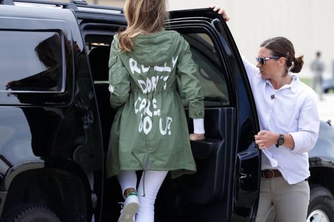 Эдуард Лимонов: Куртка Меланьи Трамп 24.06.2018
