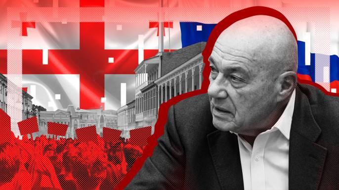 Уважаемый высокой публикой журналист и телеведущий Владимир Познер, работающий на российском телевидении, 1 апреля поехал в солнечную столицу Грузии, чтобы отдохнуть и отметить свой 87-й день рождения.