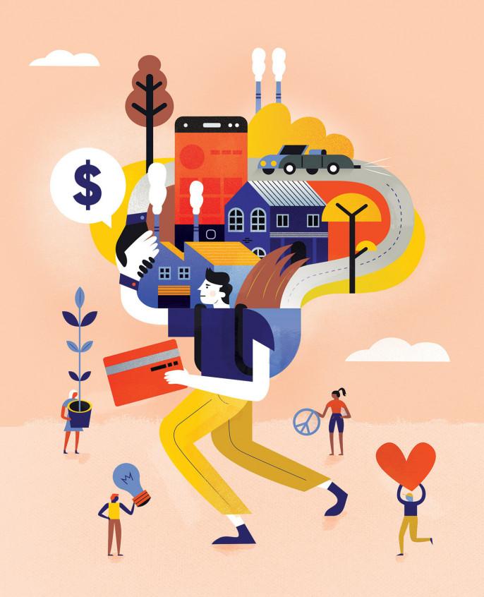 Банк России, помимо выполнения традиционных функций Центробанка, является ещё и финансовым мегарегулятором и обладает колоссальными возможностями по управлению экономикой. У него таких возможностей больше, чем у всех министерств и ведомств вместе взятых. Но развитие реальной экономики страны ЦБ совершенно не интересует. У него, похоже, абсолютно другие задачи.
