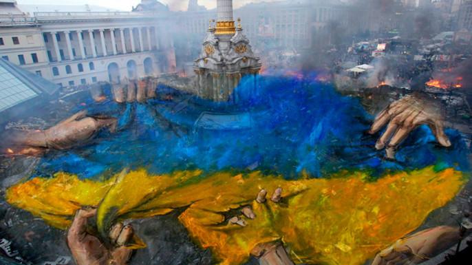 Александр Халдей: Распад Украины: невероятность или отложенная партия?