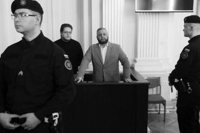Литовский апелляционный суд 31 марта 2021 года по требованию Генеральной прокуратуры Литвы незаконно оставил в заключении ещё на три года гражданина России, советского офицера Юрия Меля, участника событий 11–13 января 1991 года у Вильнюсской телебашни.