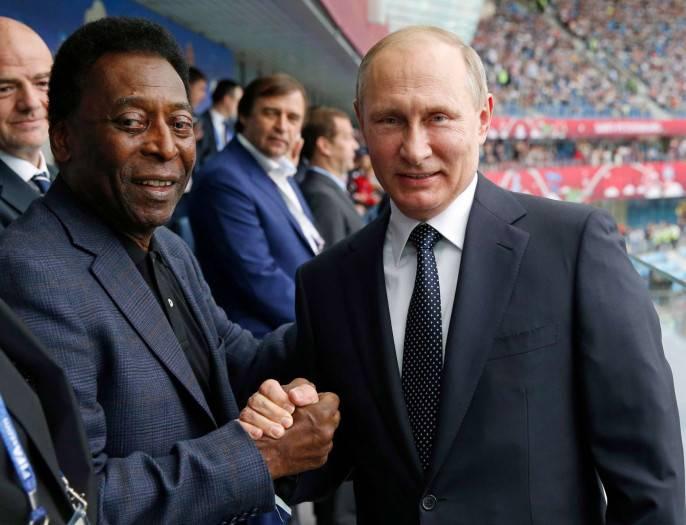Зачем России Чемпионат мира по футболу?