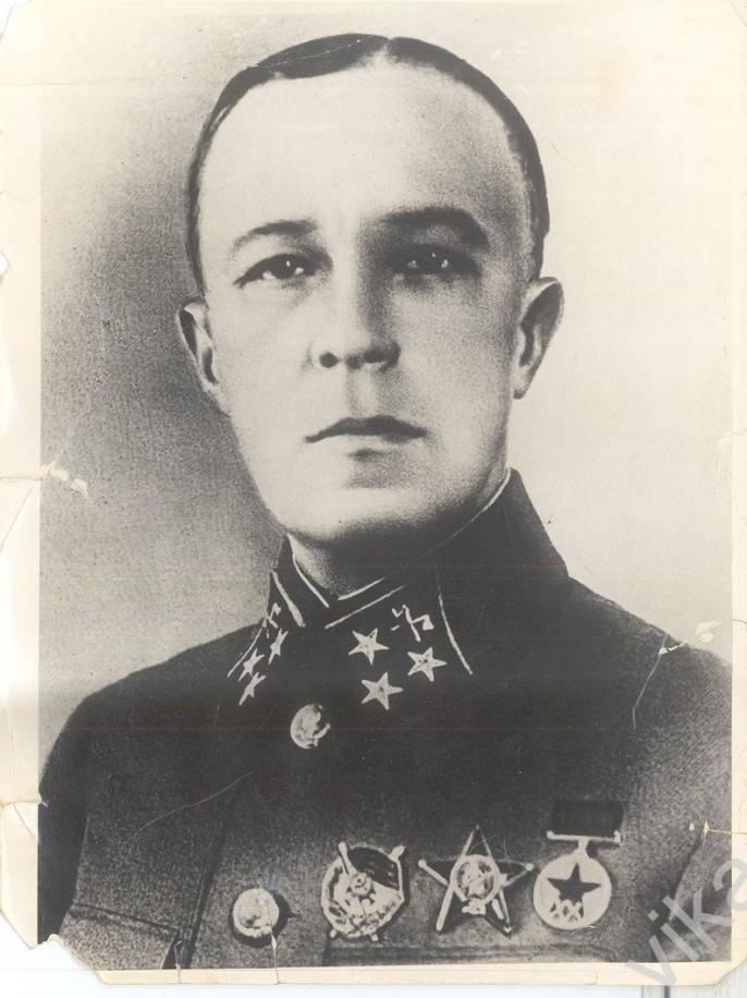 Генерал-лейтенант Дмитрий Михайлович Карбышев