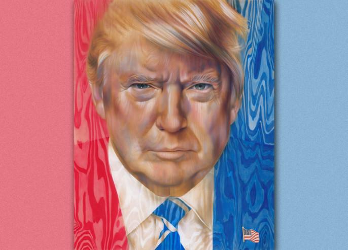 Выступлением 6 июня на ежегодном съезде Республиканской партии в городе Шарлотт (штат Северная Каролина) 45-й президент США подтвердил,
