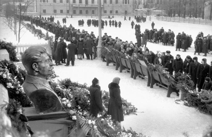 Эдуард Лимонов: Годовщина смерти Сталина