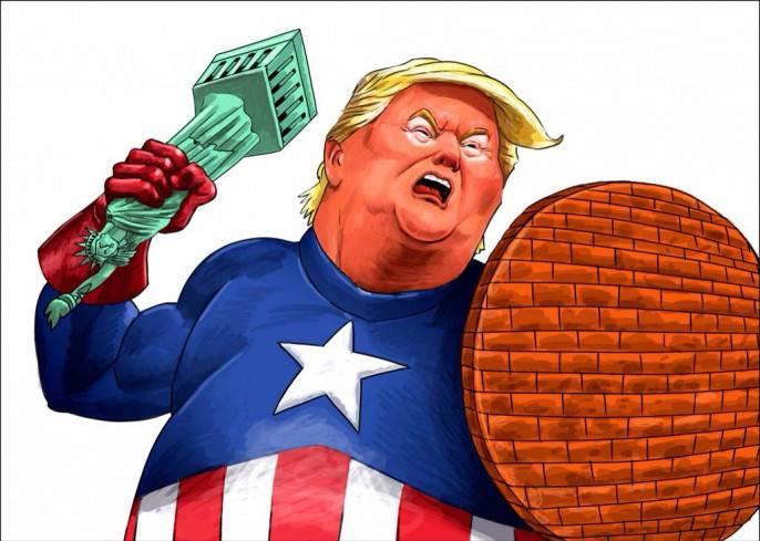 Трамп назвал бедствием NAFTA иВТО