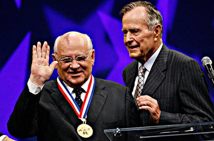 Нельзя допустить нового Горбачёва!