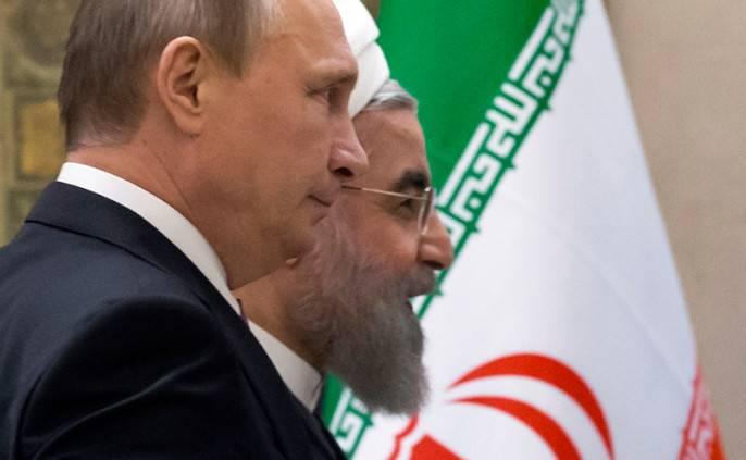 Русско-Персидский военный альянс состоялся?