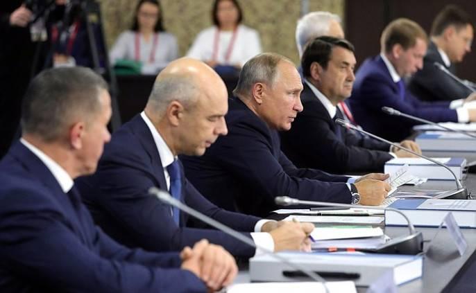 Госсовет во Владивостоке показал либералам перспективы их будущего