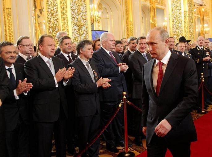 Россия: борьба за суверенитет усиливается