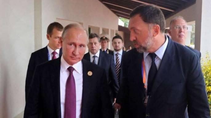 Как Путин «спасает» олигархов