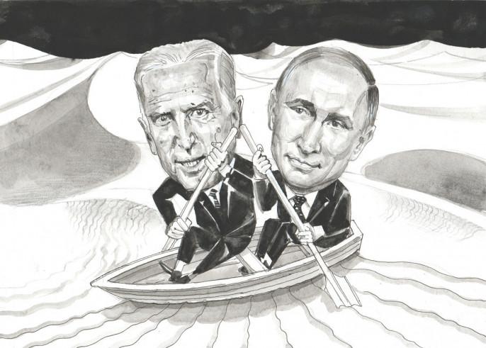 Швейцария ждёт Байдена и Путина. Их встреча состоится не в том ужасном отеле, где встречались в своё время Рейган и Горбачёв и где всё пропитано предательством и вероломством, а на отдельной вилле, на чём настоял президент России.