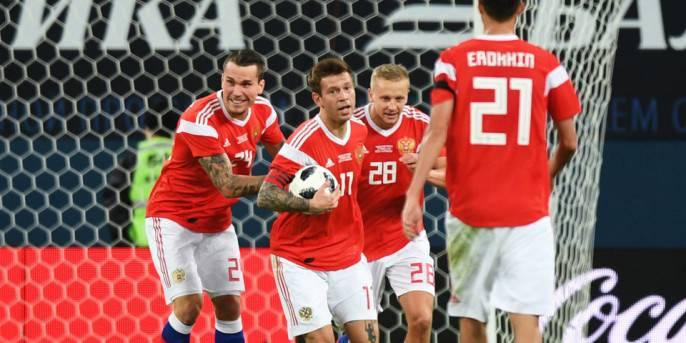 Слепаков поблагодарил Кадырова заприглашение посетить Чечню ипожелал сборной удачи