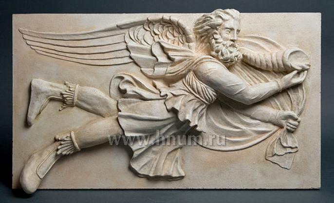Древнегреческий бог борей