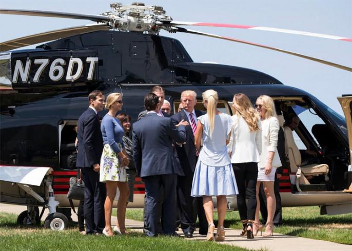 Обратная сторона Дональда Трампа
