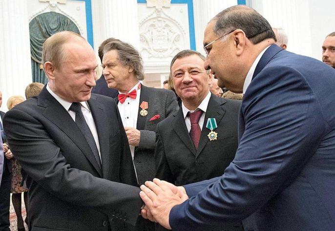 Почему при Путине олигархия исчезла как класс?