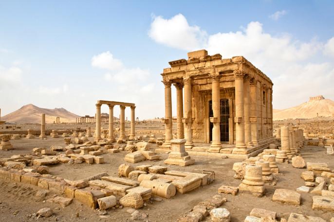 Сирийские войска отступили изцентра Пальмиры— Губернатор Хомса