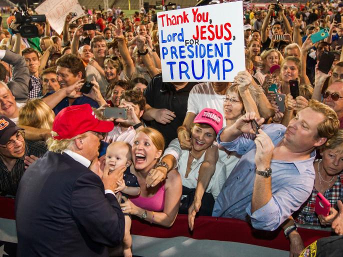 Предвыборная кампания Клинтон понравилась жителям Америки больше, чем Трампа— Опрос