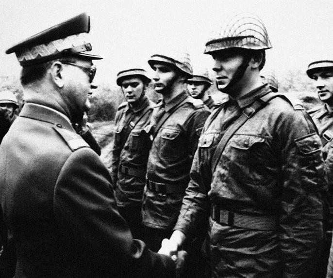 Польша лишит Ярузельского звания генерала зарепрессии 1980-х