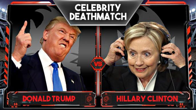 Дональд Трамп проголосовал навыборах президента США